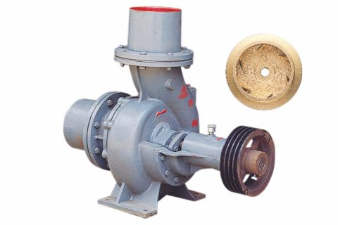 CP Type Engine-Driven Volute Pumps