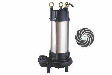 GP Type Submersible Sewage Grinder Pumps