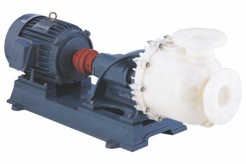 PL-F Type Self-Priming Chemical PVDF Pump