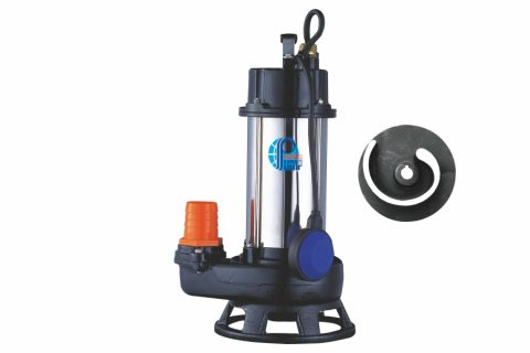 SSA Type Automatic Non-Clog Pump