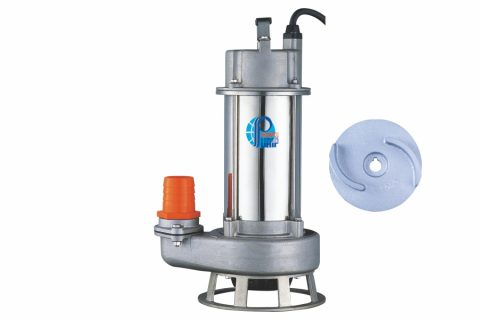 SSQ Type Cast Stainless Sewage Pump (SCS13)