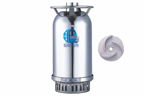 KHQ Type Top Discharge Cast Stainless Drainage Pump(SCS 13)