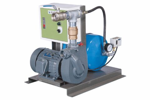 PA (2HP, 3HP), Individual Operating Type Automatic Booster System
